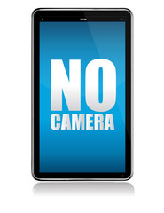 Tablet - no camera