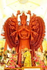 Goddess of thousand hands