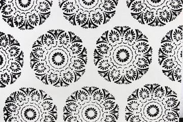 streszczenie dekoracyjne tkaniny. - 25215328