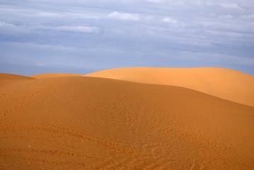 Sand dunes in Muine,Vietnam