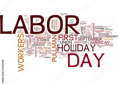 labor day holiday monday - HD1600×1156