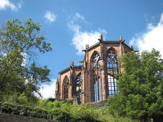 Wernerkapelle in Bacharach