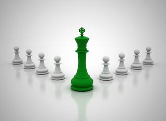 Greem leadership