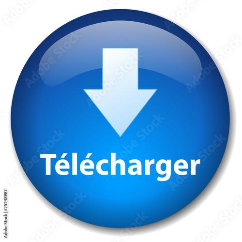 Bouton Web TELECHARGER (site internet téléchargement gratuit ... 92730ec28feb