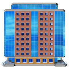 Wall Mural - Modern skyscraper