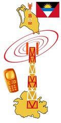 Antiguan mobile connection