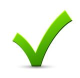 symbole valid vert fichier vectoriel libre de droits sur la banque d 39 images. Black Bedroom Furniture Sets. Home Design Ideas