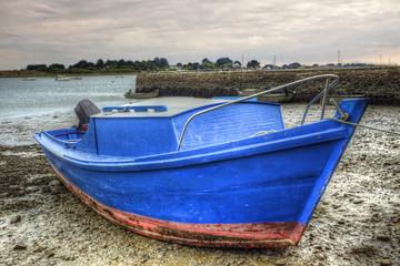 Bateau de pêcheur HDRI