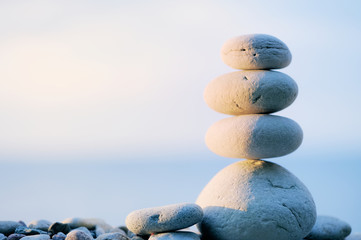 Morning stones