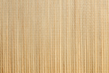 Bamboo Mat Background Texture Photograph