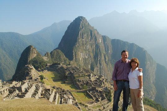 Vacances au Machu Picchu en amoureux