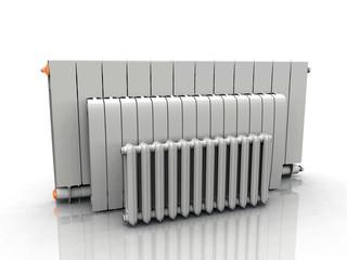les radiateurs