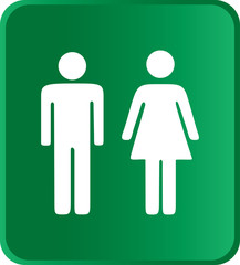 Vector Man & Woman icon