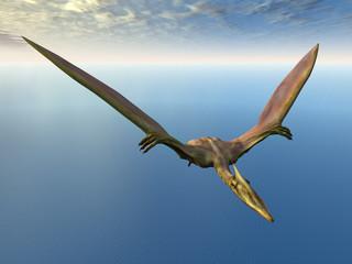 Flying Dinosaur Quetzlcoatlus