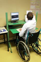 Handicap travail