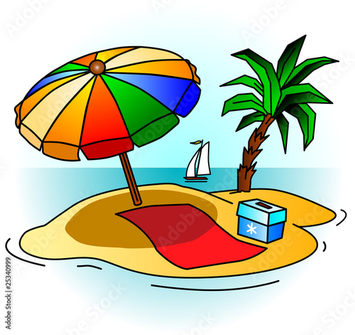 Free Strandkorb Clipart and Vector Graphics page 2