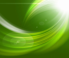 green abstract backgrounds