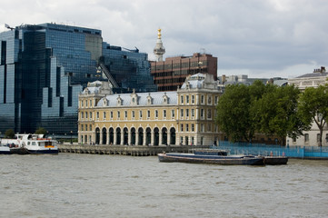 Old Billingsgate Fish Market, City of London
