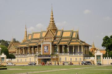 Königspalast,Phnom Penh