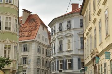 Graz, centro storico