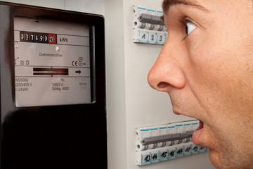 Strompreis-Erhöhung