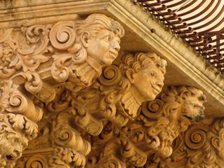 Balconi di Noto