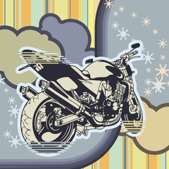 Motorcycle Background