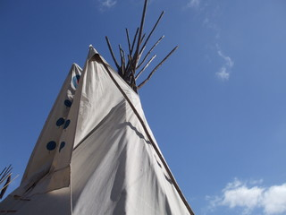 indian teepee tent