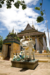 Wat Tahm-rai-saw, Battambang, Cambodia