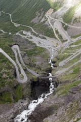 Trollstigen - Norwegen