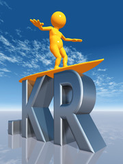 KR Top Level Domain of Korea