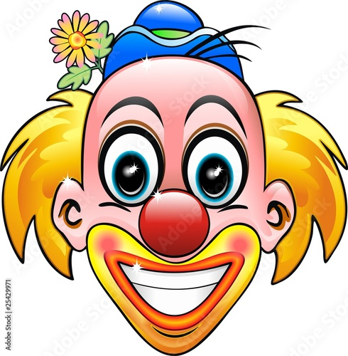 Pagliaccio Clown Vector Stock Image And Royalty Free Vector Files