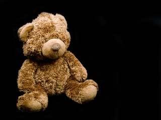 Brown teddy-bear