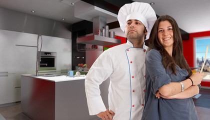 Put a chef in your kitchen