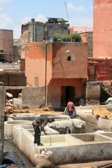 Tannerie de marrakech