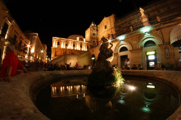 Fotomurales - Baroque by night