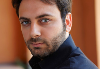 Young Italian boy