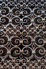 old grate from Venice