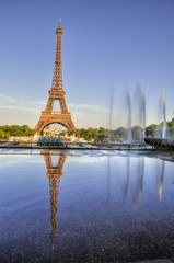 Eifel Tower - Paris (France)