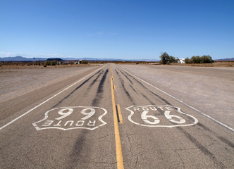 Papiers peints Route 66 Loney Route 66