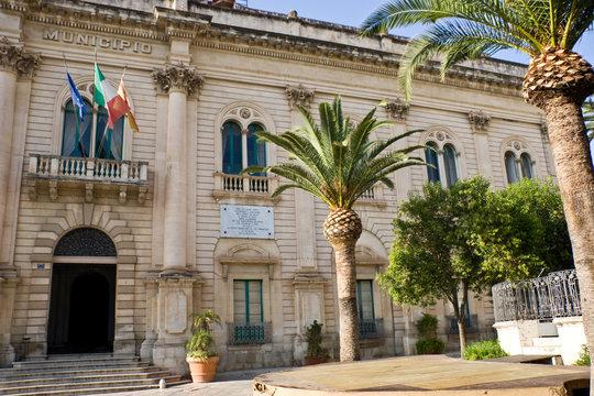 Municipio di Scicli (Ufficio commissario Montalbano)