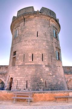 Fort Louvois - Bourcefranc-Le-Chapus