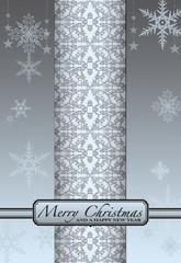 Fondo con motivos navideños