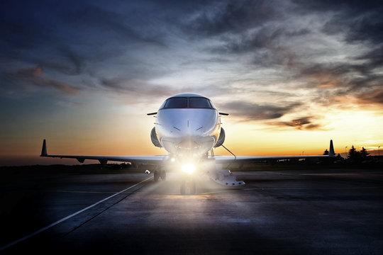 Challenger Jet 300