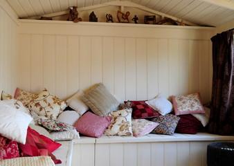 summerhouse interior