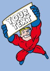 superman héro comics personnage