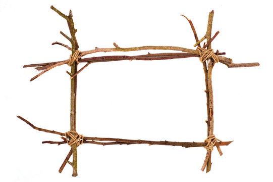 twig frame