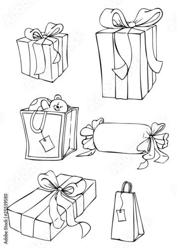 Must Have Weihnachtsgeschenke.Geschenke Geschenk Weihnachtsgeschenke Stock Image And Royalty