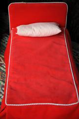 Royal baby bed.
