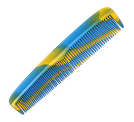 Comb over white background